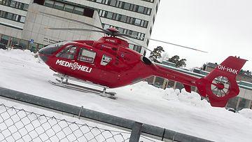 mediheli helikopteri AOP
