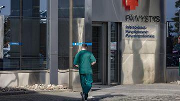 LK 10.9.2020 Jyväskylän sairaala päivystyspoliklinikka terveydenhuolto