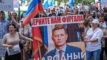 Venäjä vaalit LK 110920