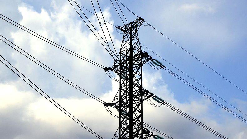 sähkölinja sähkötolppa sähkökatko LK 110920