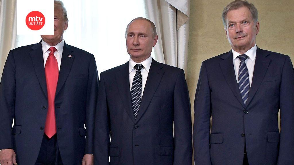 Putin Uhkaili Niinistöä