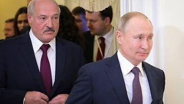 Lukashenka Lukashenko Putin