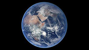 Maa maapallo avaruus lk