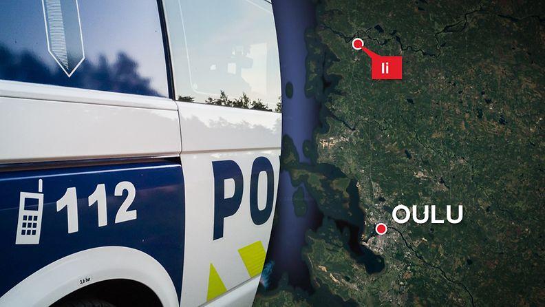 Kartta-Ii-poliisi