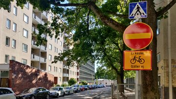 liikenneturva kielletty ajosuunta