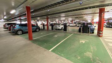 OMA: sähköauto, hyundai, sähköauton lataus
