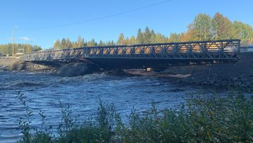 Haukipudas Kiiminkijoki silta