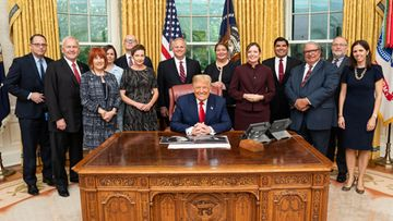 Elina Anttila Donald Trump Valkoinen talo