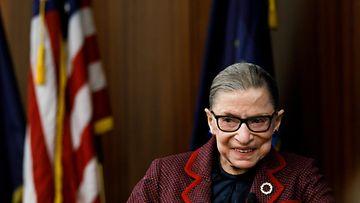 EPA Ruth Bader Ginsburg