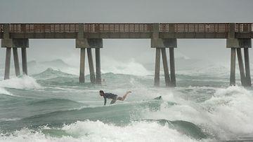EPA myrsky, Yhdysvallat, Florida
