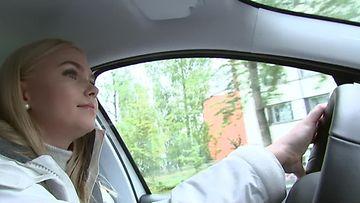 oma nuori kuljettaja