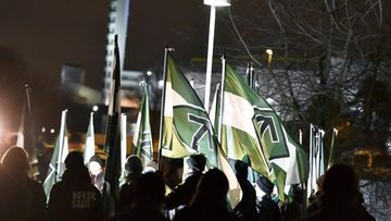 LK PVL Pohjoismainen vastarintaliike uusnatsit 22.9.2020