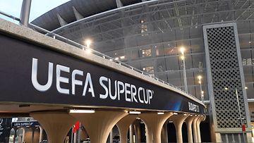 UEFA Super Cup, Budapest