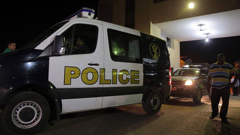 AOP Egypti poliisi