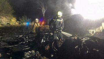 Ainakin 22 ihmistä on kuollut sotilaslentokoneen onnettomuudessa Ukrainassa.