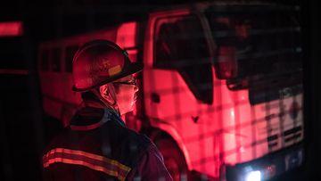 EPA Kiina hiilikaivos kuvituskuva