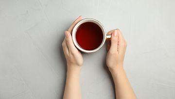 tee kuppi teetä juoma