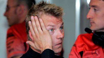 Kimi Räikkönen, Monza 2005