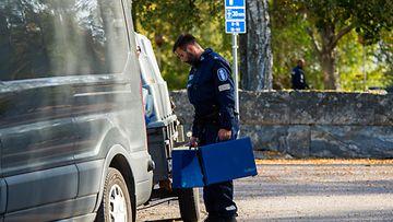 AOP, Rauma, poliisi