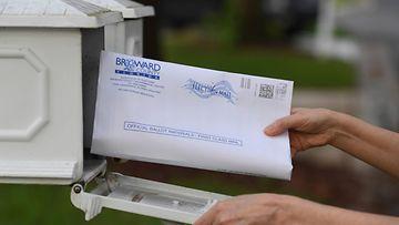 Florida postiäänestys AOP