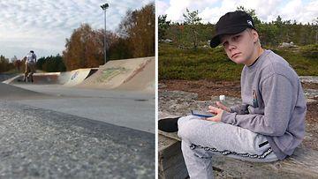OMA: Jimi, skuuttionnettomuus, Oulu