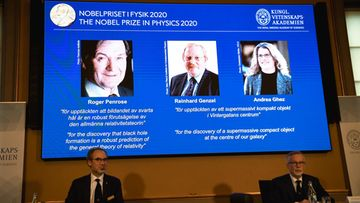 AOP Fysiikan Nobel-palkinto 2020