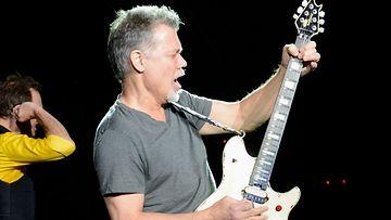 Eddie Van Halen AOP