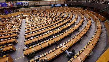 EU-parlamentti Bryssel 6.10.2020