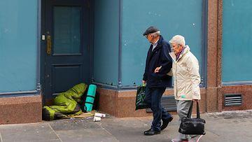 AOP köyhyys, asunnottomuus