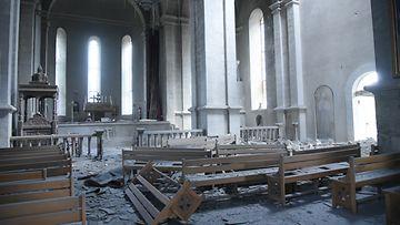 armenia katedraali vuoristo karabah AOP
