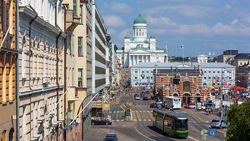 Helsinki keskusta AOP, tuomiokirkko