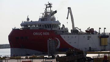 EPA Turkki laiva