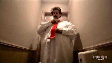Sacha Baron Cohen 2020