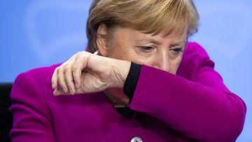 Angela Merkel AOP