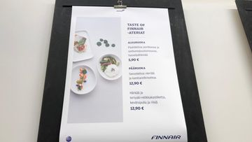 Taste of Finnair