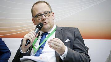 AOP Tomas Häyry Vaasa kaupunginjohtaja