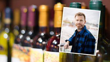 Tuomas Meriluoto viini