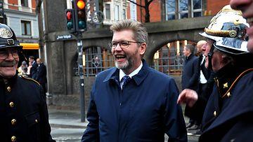 Tanskan pormestari Frank Jensen