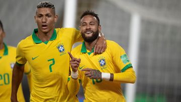 Richarlison & Neymar