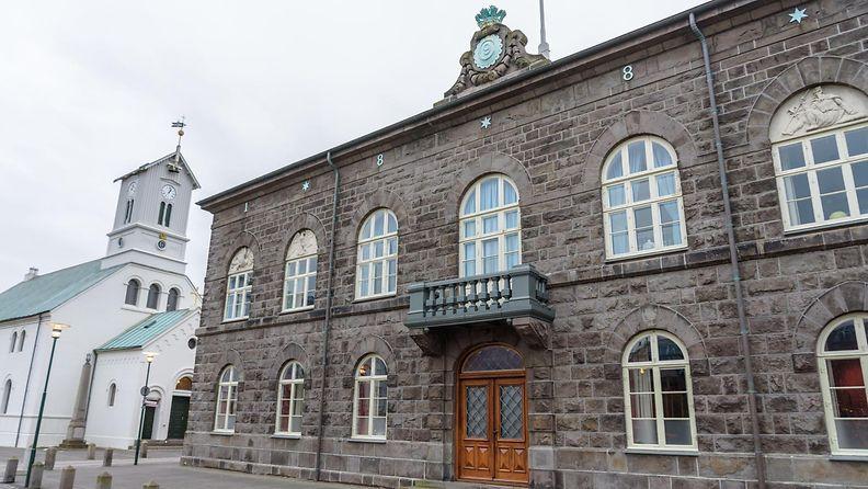 AOP Islanti Reykjavik parlamentti