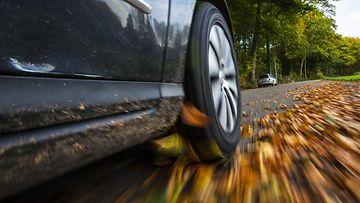 aop syksy autoilu liikenne ruska
