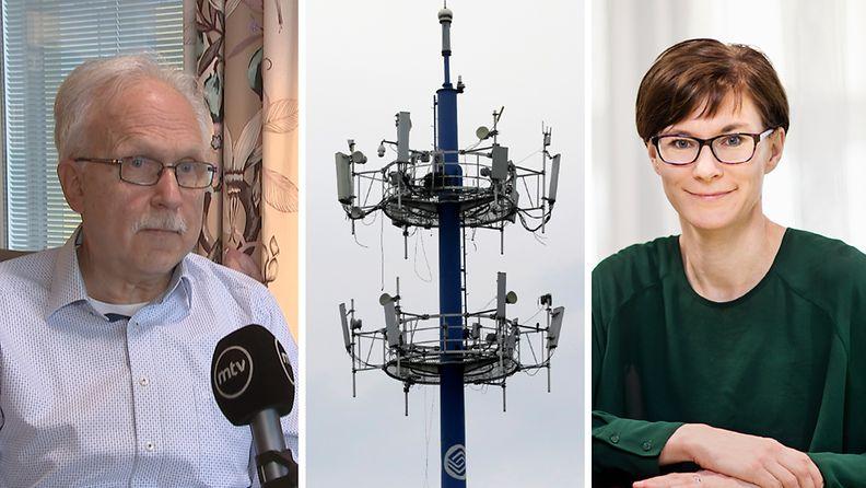 5G-juttu asiantuntijat