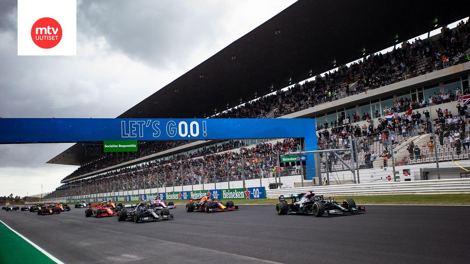 F1 Ohjelma