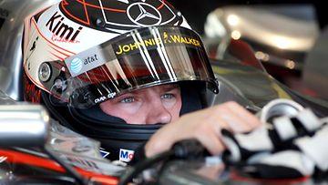 Kimi Räikkönen Imola 2006