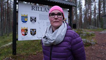 OMA: Janne Huttunen, kadonnut, kuvassa ystävä Anne Niiranen