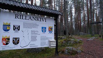 OMA: Janne Huttunen, Rillankivi, kadonnut
