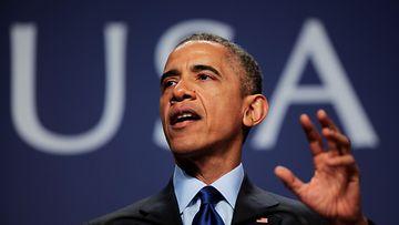 AOP Barack Obama