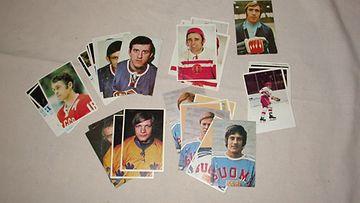 MM-jääkiekko -kortteja, Jenkki purukumi