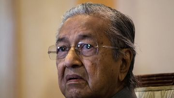 AOP Mahathir Mohamad