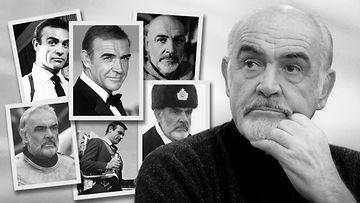 Sean Connery kollaasi